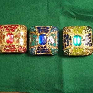 Gem Trinket Boxes